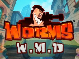 News - No physical version of Worms W.M.D.