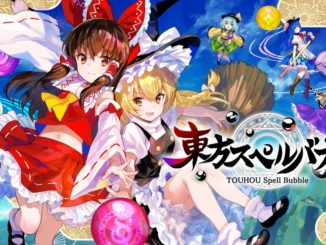Touhou Spell Bubble – Preview Trailer