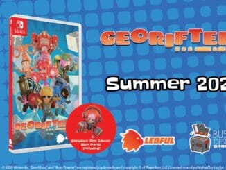 Georifters launches Summer 2020, Physical Edition Revealed