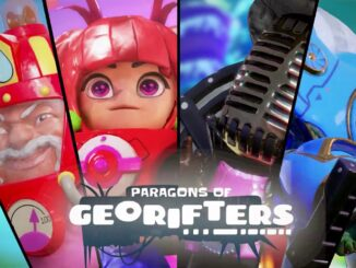 Nieuws - Georifters – Meet Lex Trailer