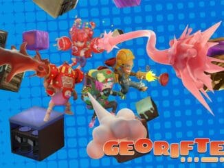 Georifters – Multiplayer Trailer