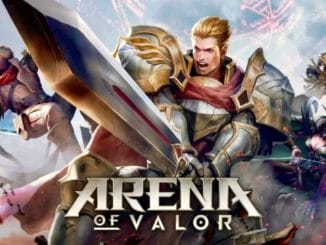 Gesloten beta Arena of Valor start 28 juni