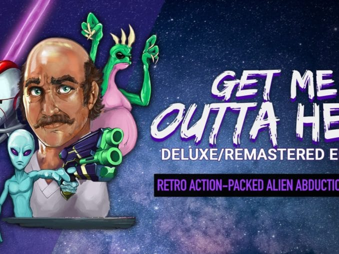 Release - Get Me Outta Here