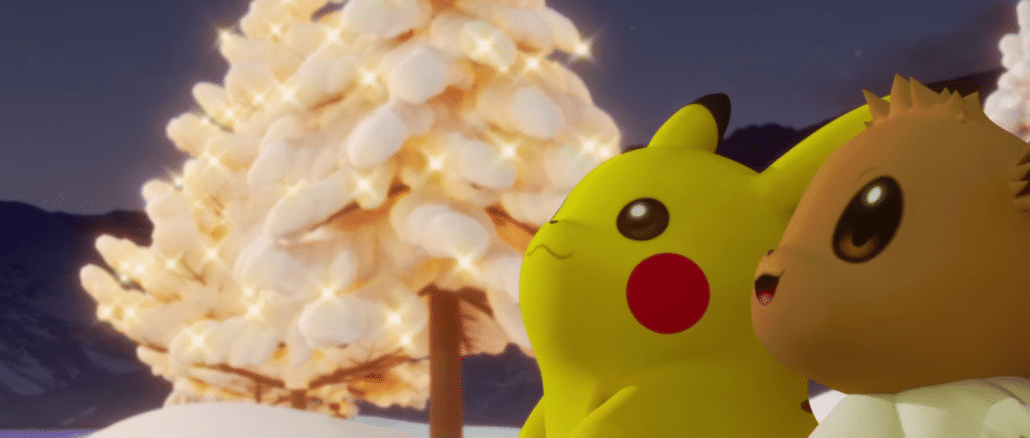 Pokemon Winter Wonderland muziek video
