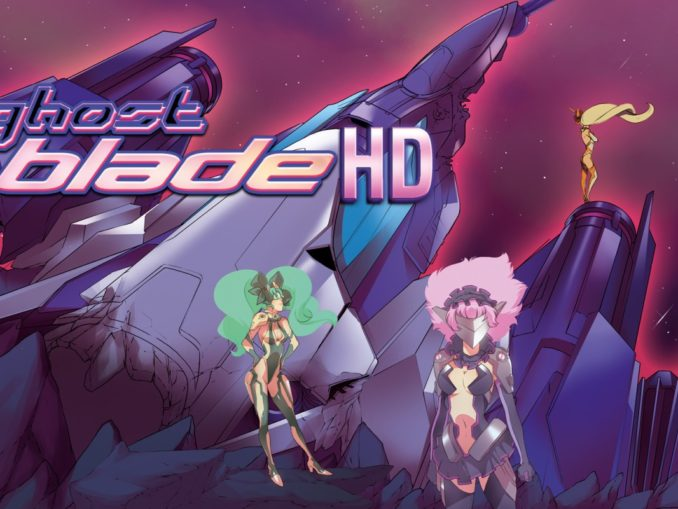 Release - Ghost Blade HD