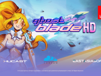 Ghost Blade HD Announced