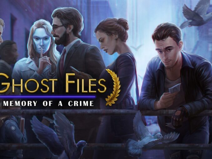 Release - Ghost Files: Memory of a Crime