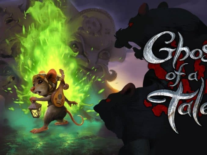Release - Ghost of a Tale