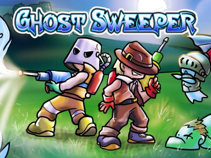 Release - Ghost Sweeper