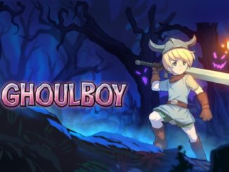 Release - Ghoulboy