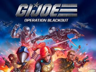 G.I. Joe: Operation Blackout - First 34 Minutes