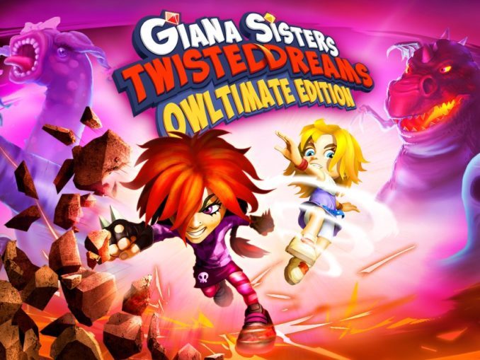 Release - Giana Sisters: Twisted Dreams – Owltimate Edition