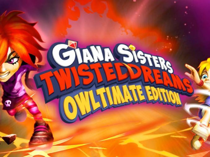 News - Giana Sisters: Twisted Dreams – Owltimate Edition coming 25thSeptember