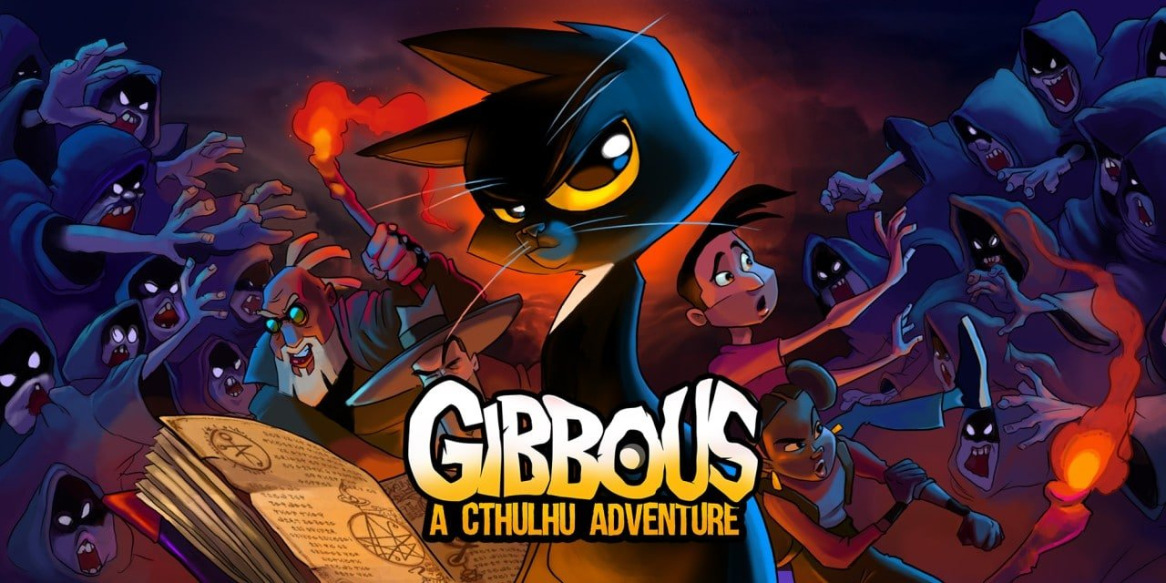 Gibbous – A Cthulhu Adventure