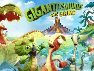 Release - Gigantosaurus The Game