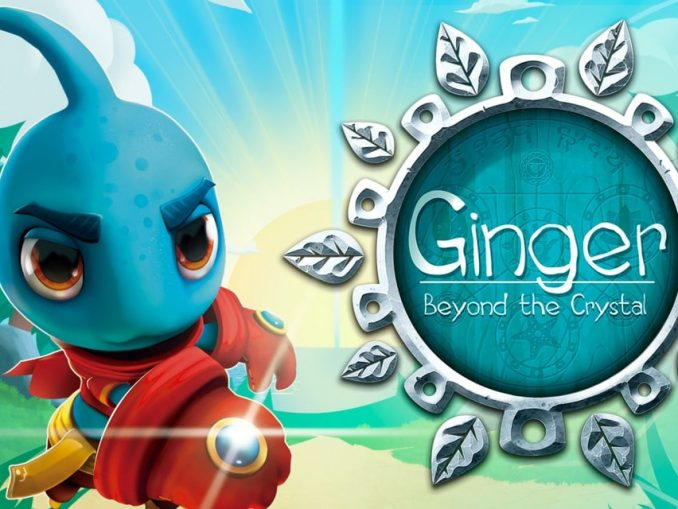Release - Ginger: Beyond the Crystal