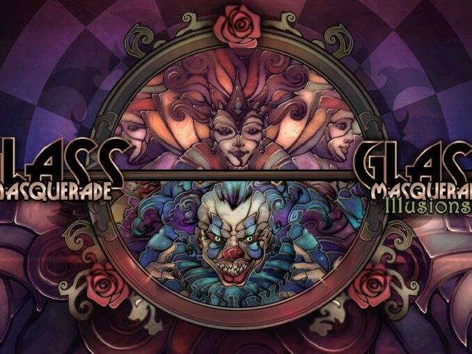 Release - Glass Masquerade Double Pack