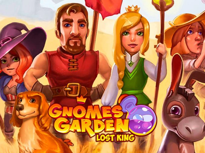 Release - Gnomes Garden: Lost King
