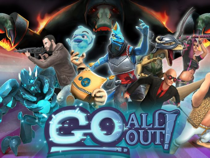 Release - Go All Out!