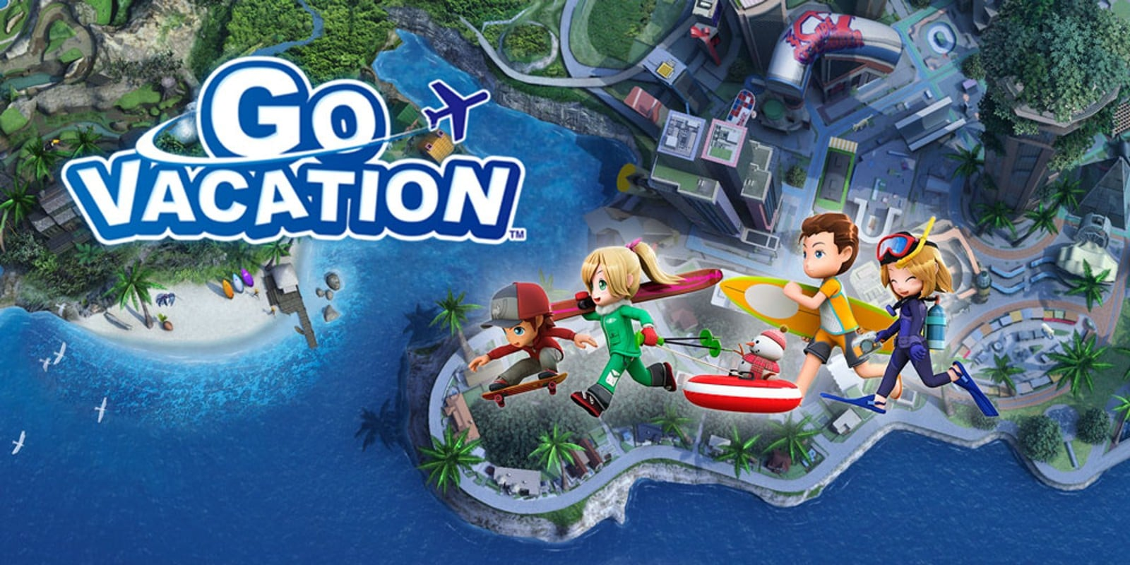 Go Vacation getting a new release