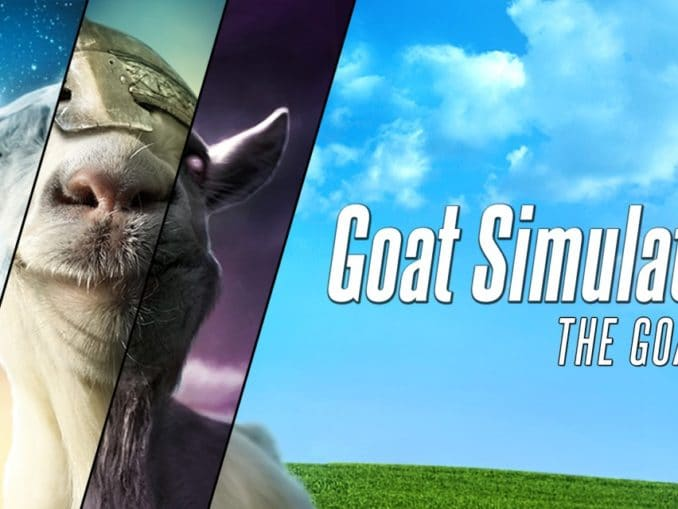 Release - Goat Simulator: The GOATY