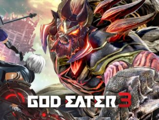 Nieuws - God Eater 3 – Extra DLC Episode Ruru Preview Trailer