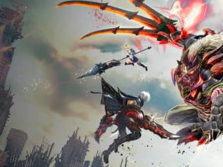 God Eater 3 – version 2.20 update available