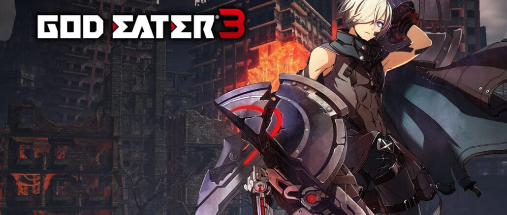 GOD EATER 3 Year Anniversary Theme Song