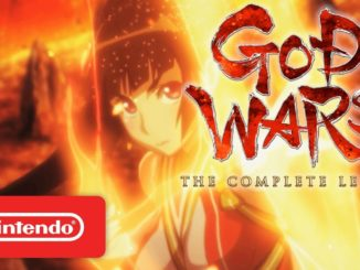 God Wars: The Complete Legend overview trailer