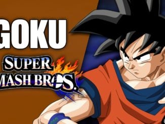 Goku; Not approached for Super Smash Bros Ultimate