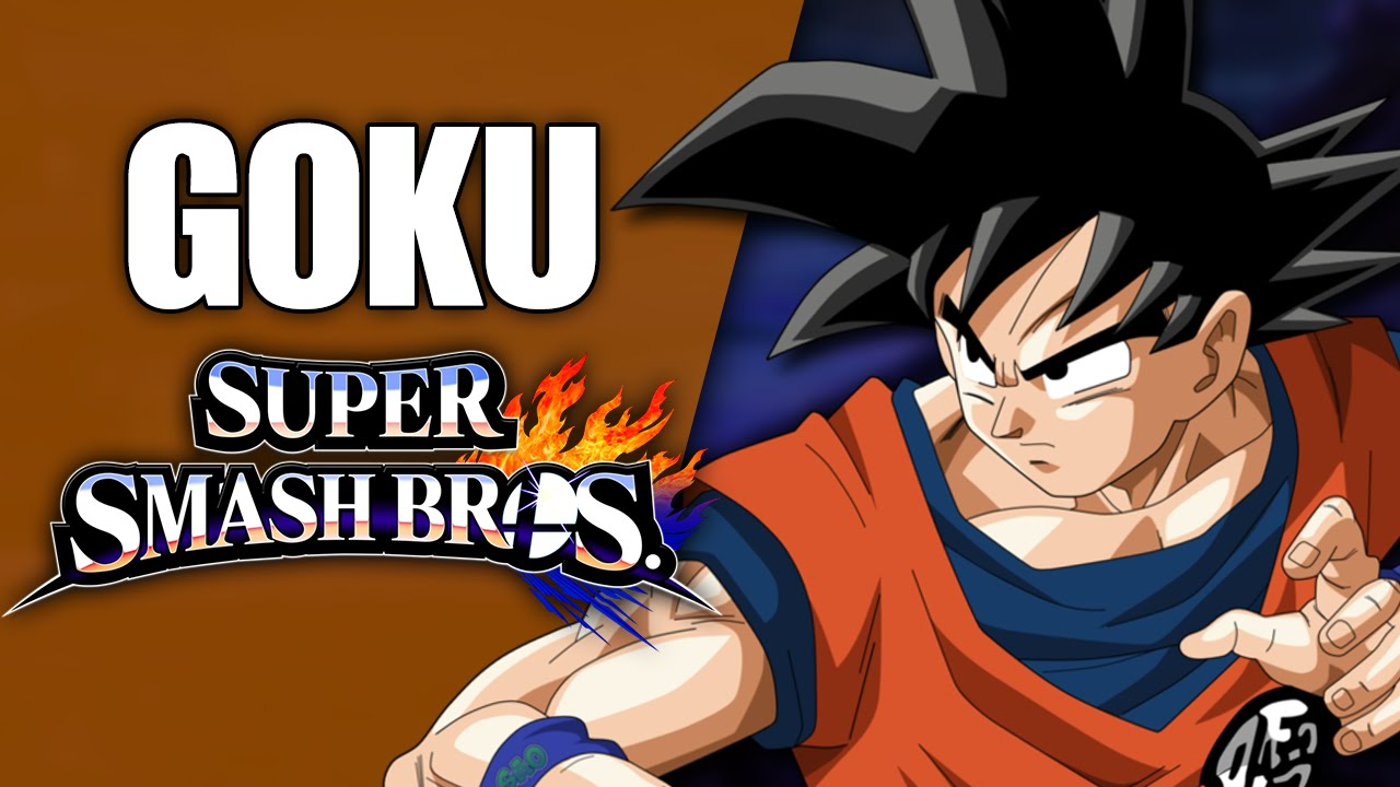 Goku; Not approached for Super Smash BrosUltimate