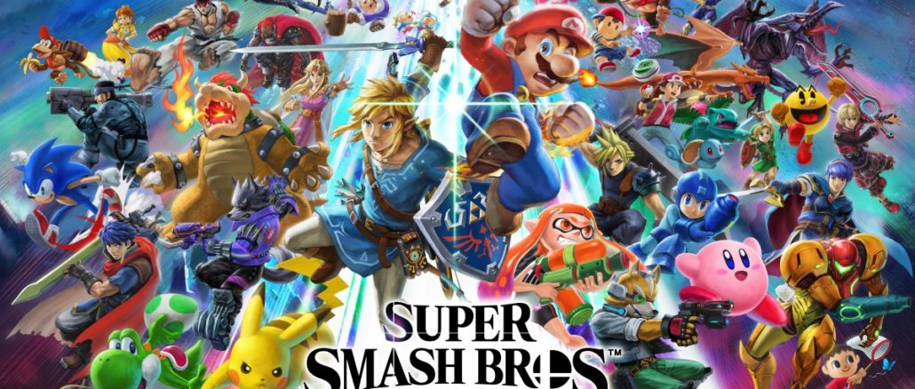 Golden Joystick Awards 2019: Super Smash Bros Ultimate wint Nintendo Game of the Year