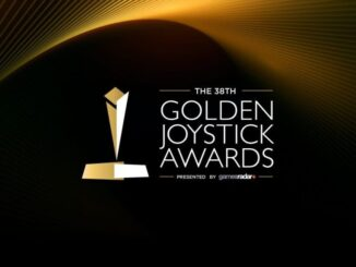 Golden Joystick Awards 2020 stemmen geopend