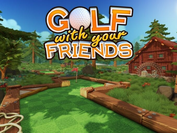 Release - Golf With Your Friends