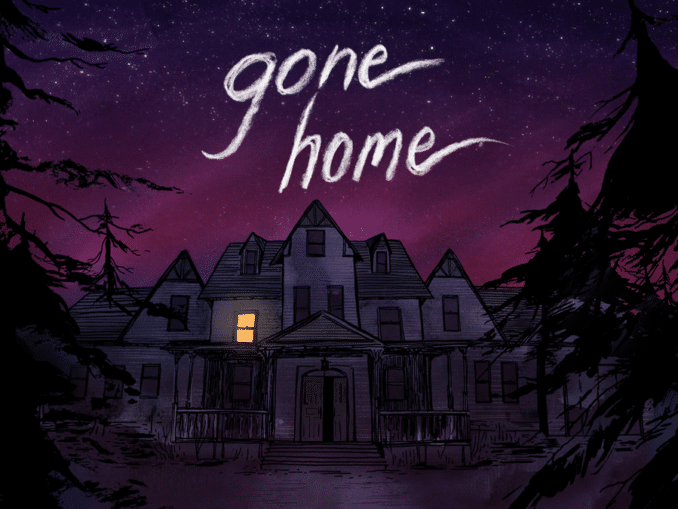 News - Gone Home is coming 23rd August