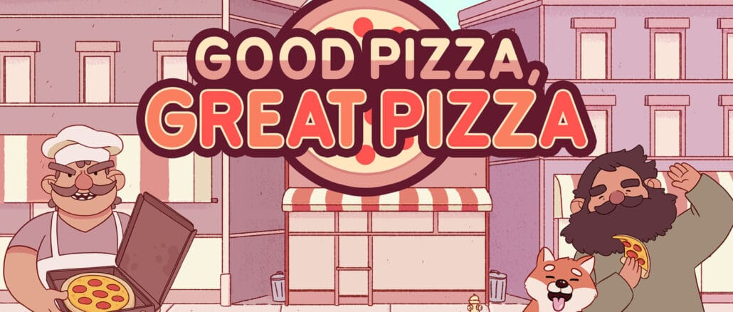 Good Pizza, Great Pizza – Eerste 16 minuten
