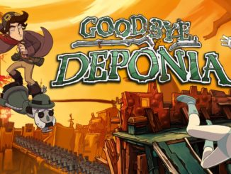 Release - Goodbye Deponia