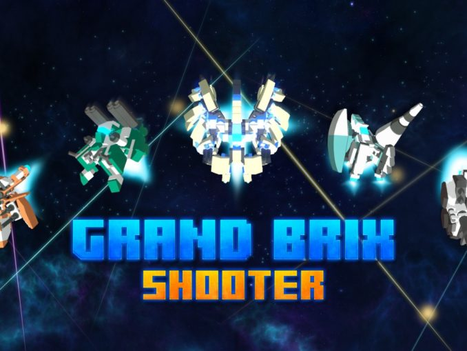 Release - Grand Brix Shooter