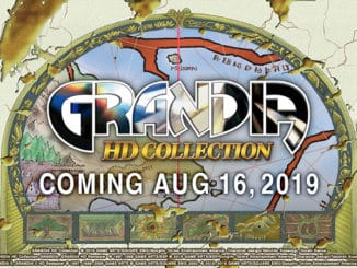 Grandia HD Collection – Komt op 16 Augustus