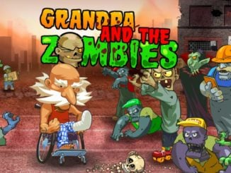 Grandpa and the Zombies