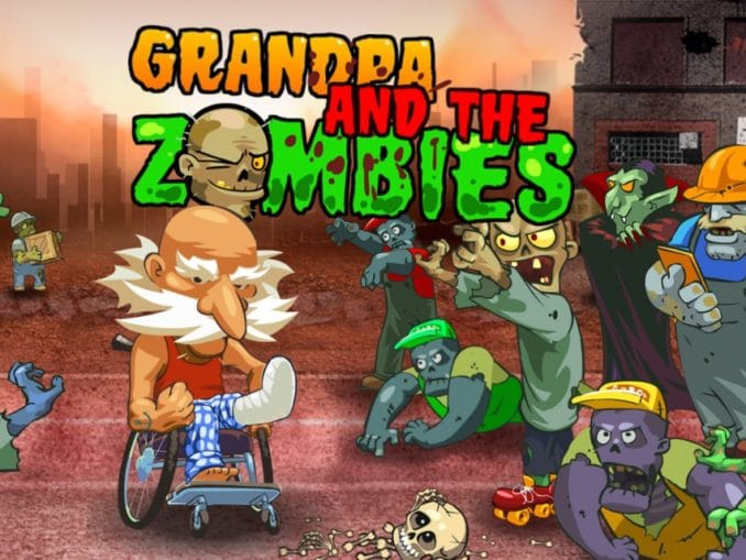 Release - Grandpa and the Zombies