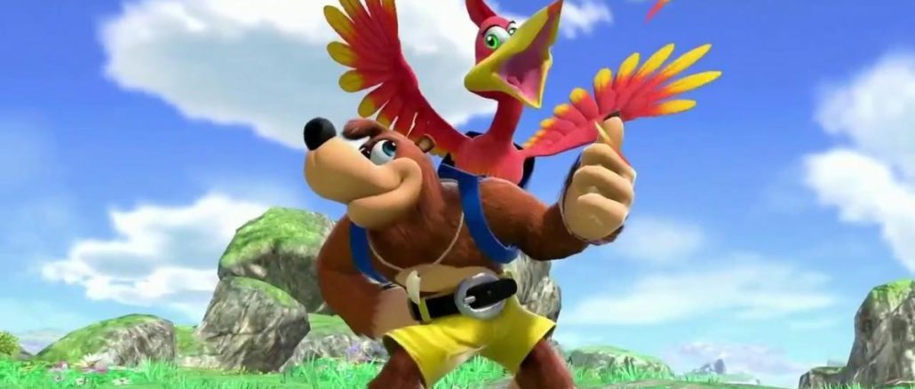 Grant Kirkhope – Don't know if there will ever be a newBanjo