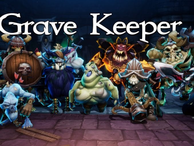 Release - Grave Keeper