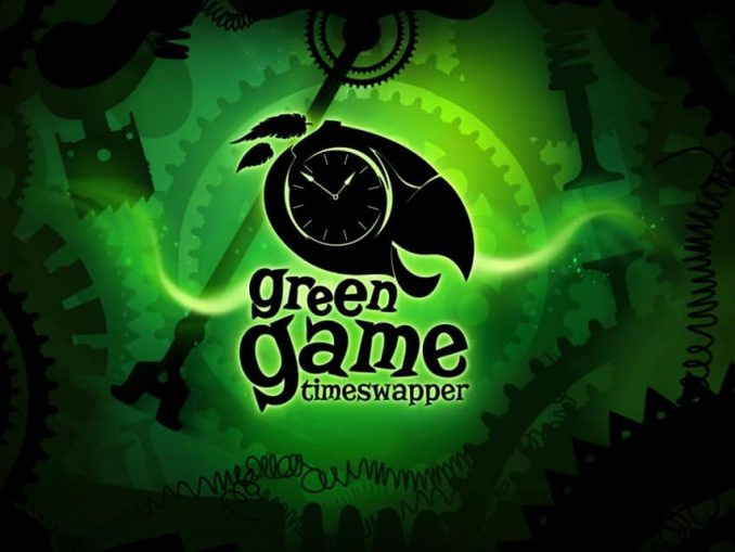 Release - Green Game: TimeSwapper
