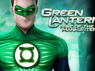 Release - Green Lantern: Rise of the Manhunters
