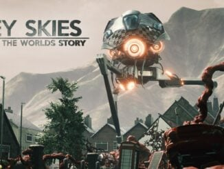 Grey Skies: A War of the Worlds Story