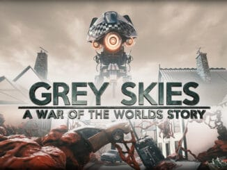 Grey Skies: A War Of The Worlds Story komt op 4 februari 2021