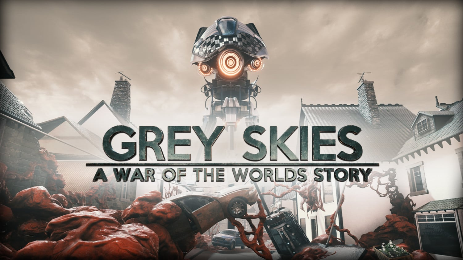 Grey Skies: A War Of The Worlds Story is coming February 4th, 2021