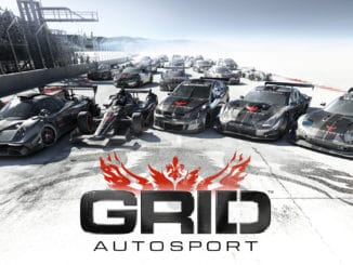 News - GRID Autosport's Trailer – Control Options