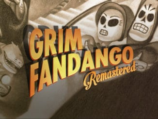 Grim Fandango Remastered available